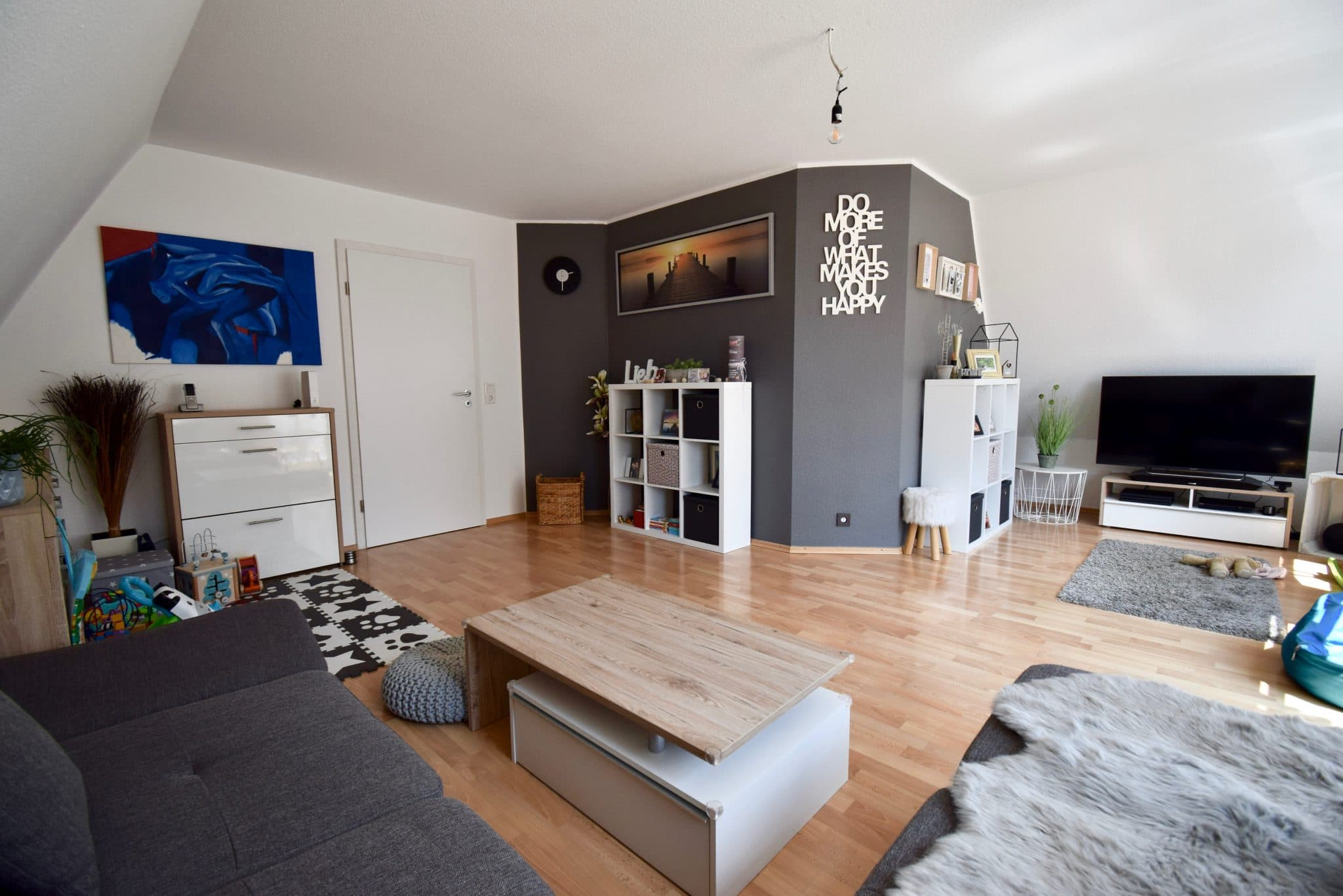 Verkauft: Moderne Maisonette-Wohnung im Herzen der Öhringer Altstadt