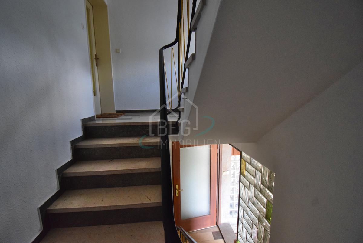 Treppeneingang