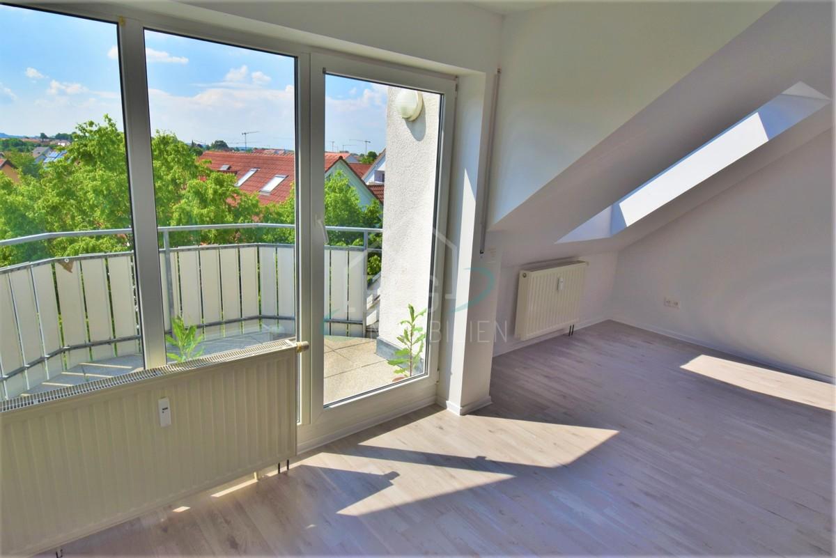 Fensterfront Balkon