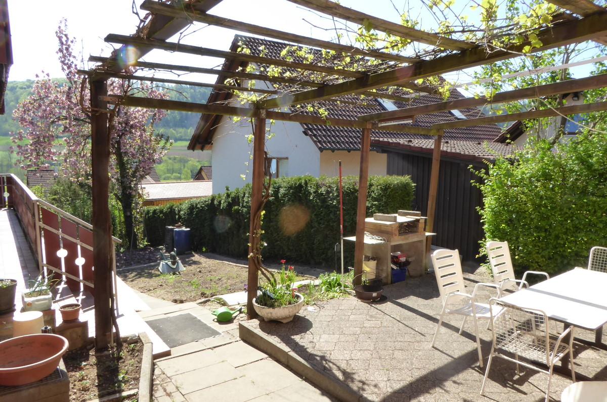 zusätzliche Terrasse